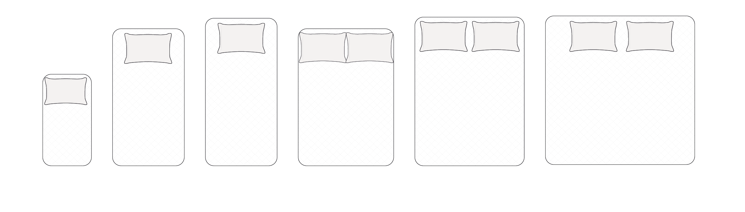 Mattres Debugger sizes